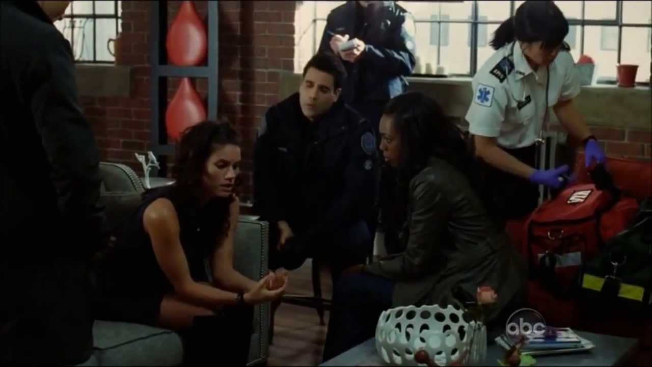 Download Rookie Blue - 3x9 - Andy is questioned after being attacked