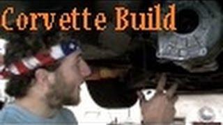 Kenny's Redneck Garage - Corvette Build Part 1