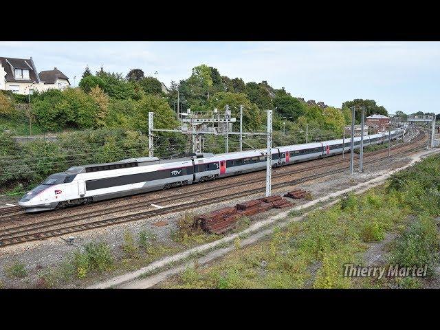 TGV Sud-Est - rame n° 42 et 60