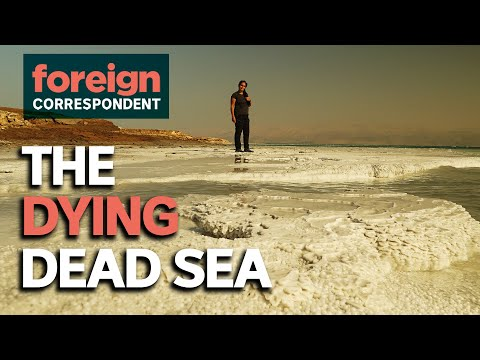 Salt, Sewage and Sinkholes: The Death of the Dead Sea | Foreign Correspondent