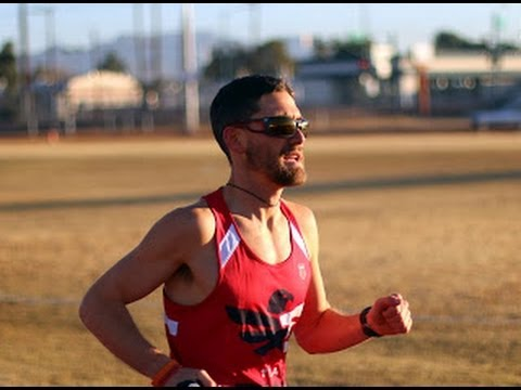 Zach Bitter: American Record holder for 100 miles
