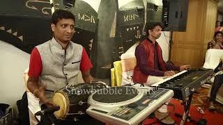 Singer Rakhi Mamera Singer Lagan Geet Destination Wedding Goa Snowbubble Events