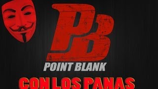 Point Blank - Con Los Panas