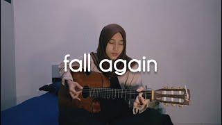 LOONA - 'Fall Again' Guitar Fingerstyle Cover // 이달의소녀 기타 커버