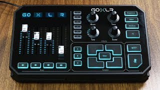 TC Helicon GoXLR Streaming Mixer Review / Test / Explained