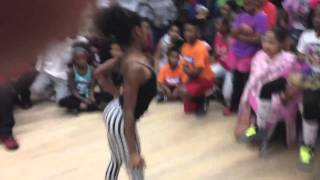The Livest Lil Girl Tag Team Battle EVER 5 Million Views (Viral)