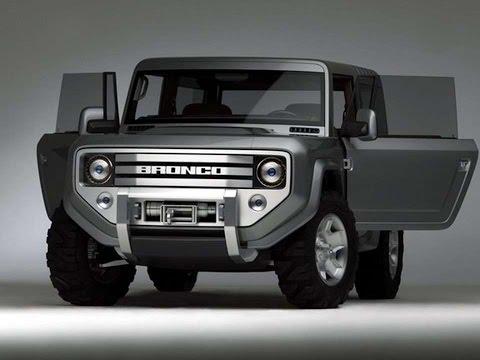 #. Ford bronco  (Prototype Car)