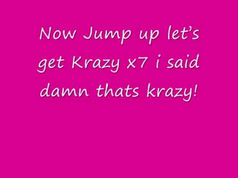 Krazy  Pitbull lyrics