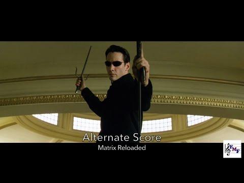 Matrix Reloaded - Alternate Score - Chateau Fight - Don Davis