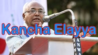 Kancha Elayya Speech, Solidarity Anti-Sangh Parivar campaign