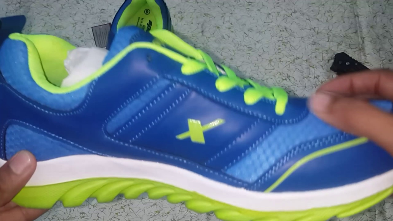 4aaf7b0a2c Sparx Men's Running Shoes Unboxing.