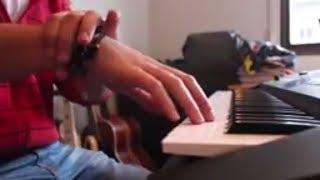 Como sentarse en el piano y como colocar las manos sobre el teclado Curso de Piano 4