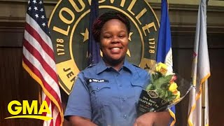 Police Interviews Emerge In Death Of Breonna Taylor L Gma