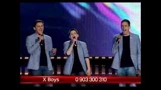 Repeat youtube video X ფაქტორი - X Boys | X Factor