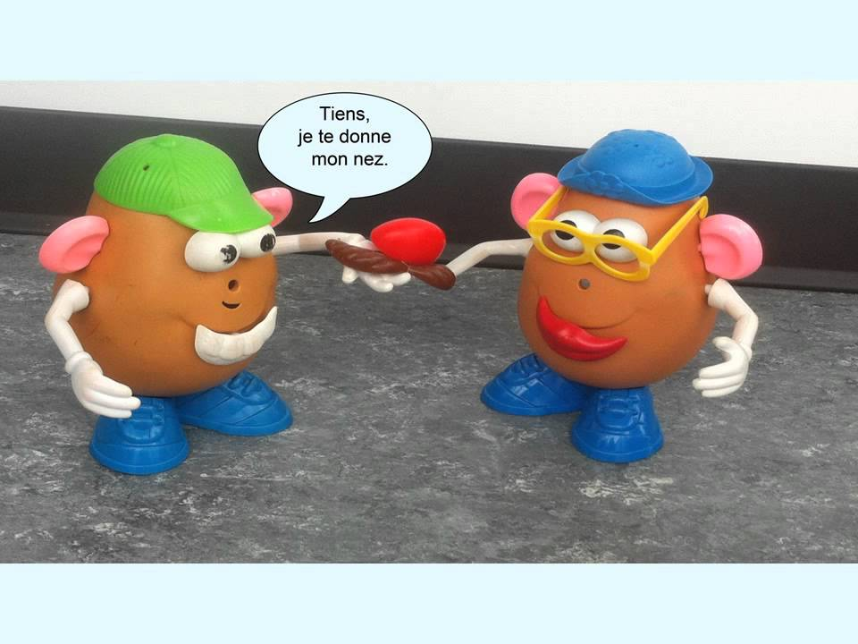 Les aventures de monsieur et madame patate youtube - Mr patate dessin ...