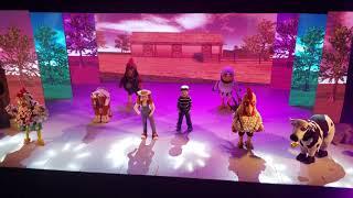 La granja de zenon Teatro Broadway