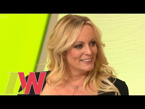 Stormy Daniels Fully Explains Why She Pulled Out of Celebrity Big Brother | Loose Women