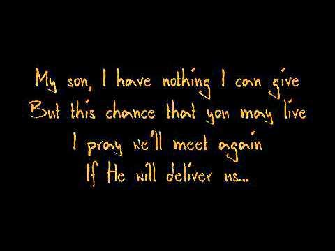 Deliver Us [Lyrics]~The Prince of Egypt