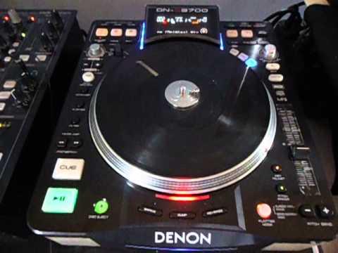 Denon DN-S3700 Problem