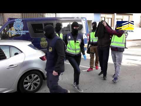 Ingresan en prisión los dos remesadores de DAESH detenidos por la Policía Nacional en Madrid y Toledo