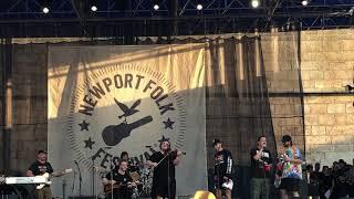 Portugal The Man - Strangers (The Kinks cover) - Newport Folk Festival 2019