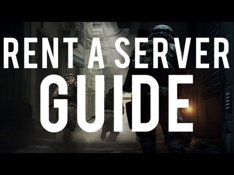 BATTLEFIELD 3: New Rent A Server Menu And Settings! (BF3 Commentary)