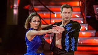 Caroline Flack & Pasha  Paso Doble to 'Live and Let Die' - Strictly Come Dancing: 2014 - BBC One