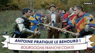 Antoine de Caunes se bat comme au 13ème siècle !