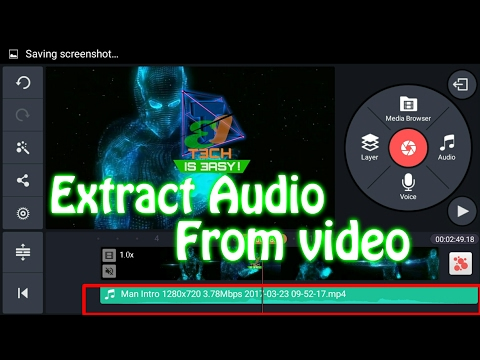 How To Extract Audio From Video In Android:Very Easy!