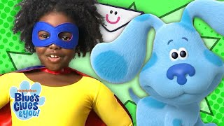 Superhero Mail Time With Blue & Josh ✉️ ! | Blue's Clues & You!