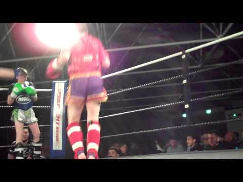 Brennan`s fight (East Area) 21st March 2014