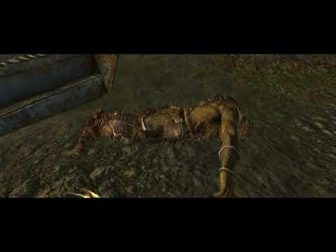 Загадка Глотки Дьявола | История мира Fallout: New Vegas