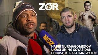 UFC va MMA Qiroli Habib Nurmagomedov ukasi uning soyasidan chiqish kerakligini aytdi!
