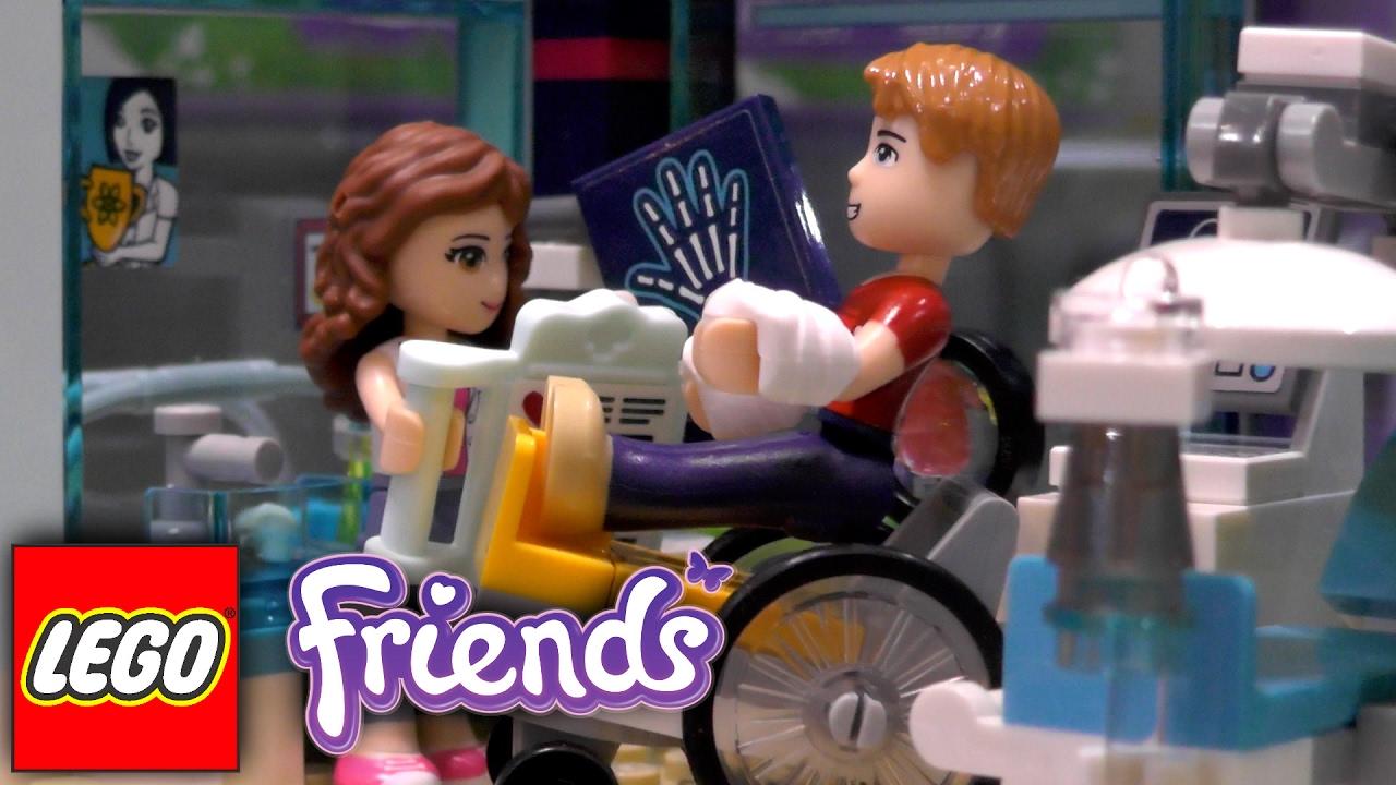 Lego Friends 2017 Sets Including 41318 Heartlake Hospital