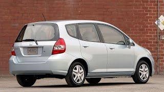 видео Хонда Джаз: подборка отзывов владельцев. И владелиц