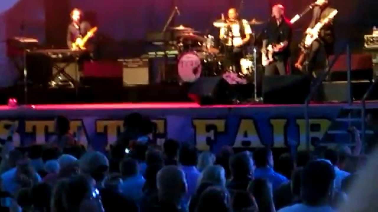 Delaware State Fair 2014 - Train Concert - YouTube on