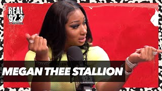 Megan Thee Stallion on Using 'Bitch' Properly, Collab Album w/ DaBaby, Coachella Performance