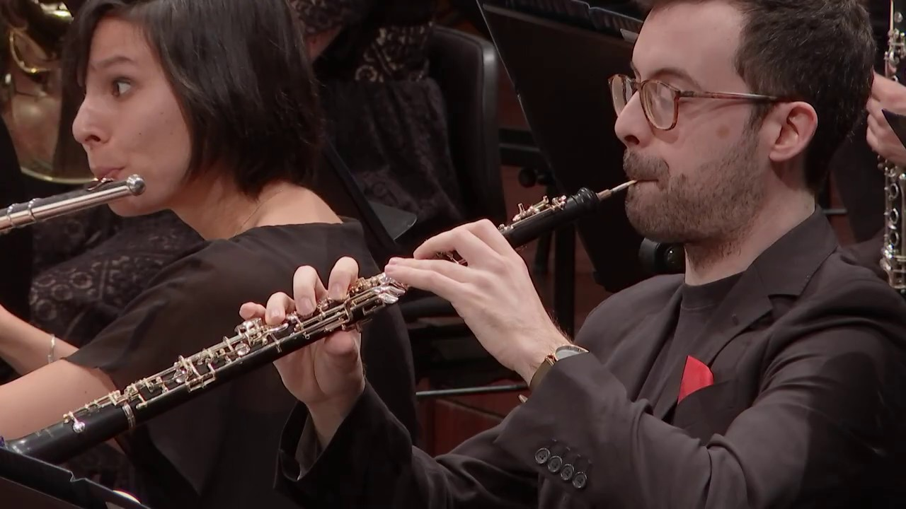 Johannes Brahms: Symphony No.3 / Boian Videnoff - Mannheimer Philharmoniker