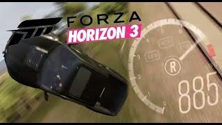 800MPH+ GLITCH! - Forza Horizon 3