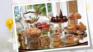 """Презентация """"Сервировка стола к чаю и приготовление вкусных угощений"""" обзор (15 слайдов)"""