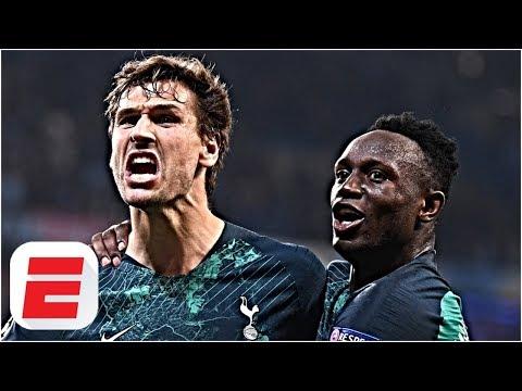 Tottenham stun Man City to advance to UCL semifinals | Champions League
