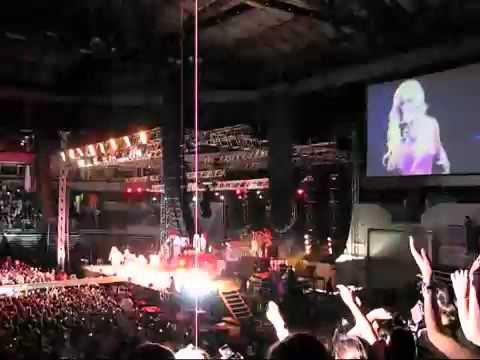RBD  Money, Money Live in BG Arena Serbia 18 12 2008