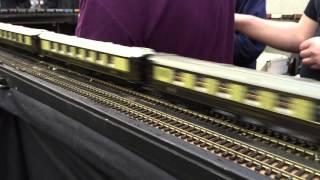 Tiny model steam trains! | TacKy&Co.