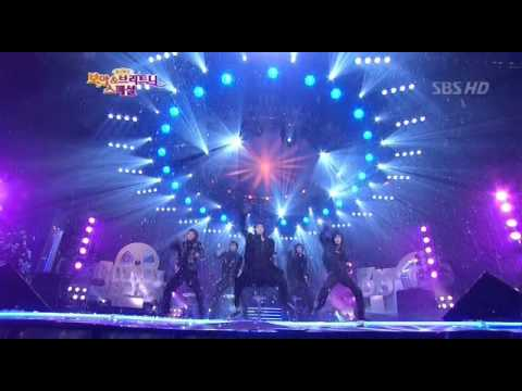 DBSK  031226 Debut Stage  Oh Holy Night + Hug  HD