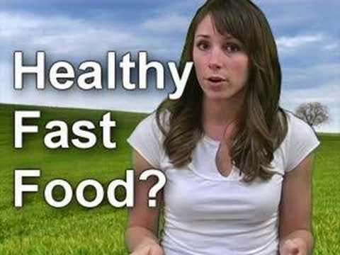 Healthy Fast Food Menu Item? Nutrition by Natalie