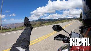 Fixed:: Ecuador Tour, Episode 7 - Beautiful mountain roads, awesome views