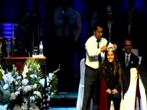 Pastor: David Mendoza - Ecuador  Tema: Un Corazon Valiente (Para la Hija del Rey)