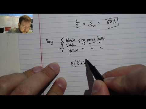 12.2  Measurement of Probability