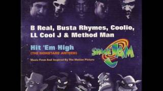 Method Man, LL Cool J, B-Real, Coolio & Busta Rhymes - Hit 'Em High (Official Remix)