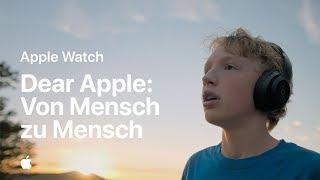 Dear Apple: Von Mensch zu Mensch – AppleWatch